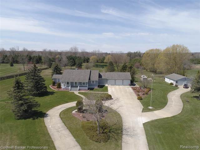 935 N Summers Road, Attica Twp, MI 48444 (MLS #2200031088) :: The John Wentworth Group