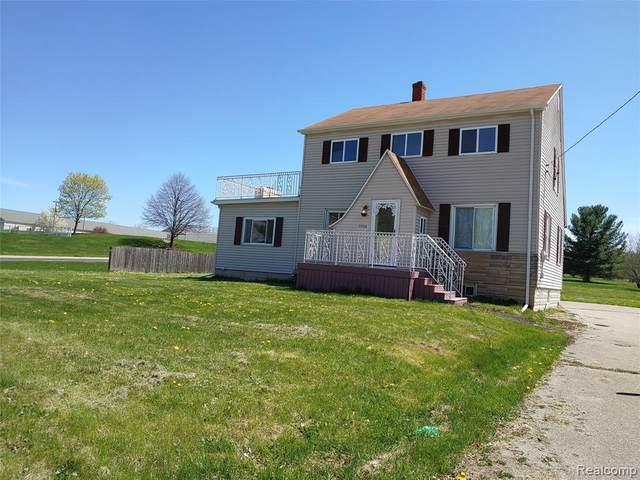 3204 N Linden Road, Mt. Morris Twp, MI 48504 (#2200031129) :: GK Real Estate Team