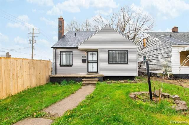 8833 Rosemont Avenue, Detroit, MI 48228 (#2200031236) :: Keller Williams West Bloomfield