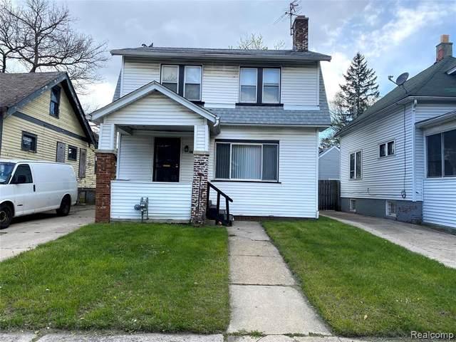 11439 Ohio Street, Detroit, MI 48204 (#2200031474) :: Keller Williams West Bloomfield