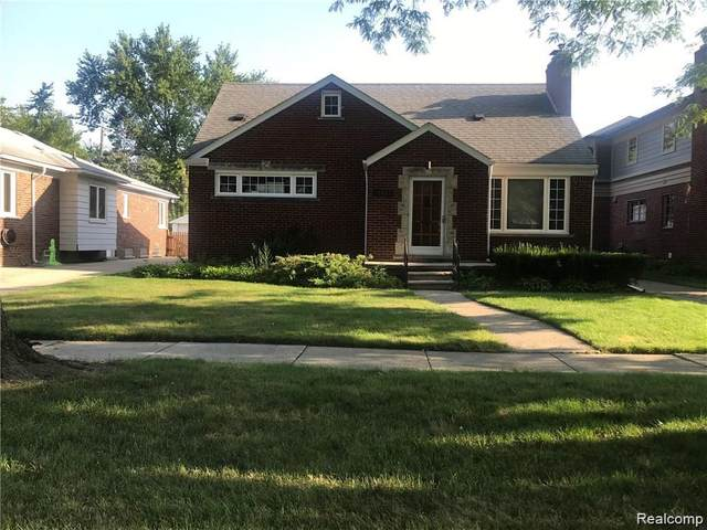 10724 Vernon Avenue, Huntington Woods, MI 48070 (#2200031598) :: RE/MAX Nexus