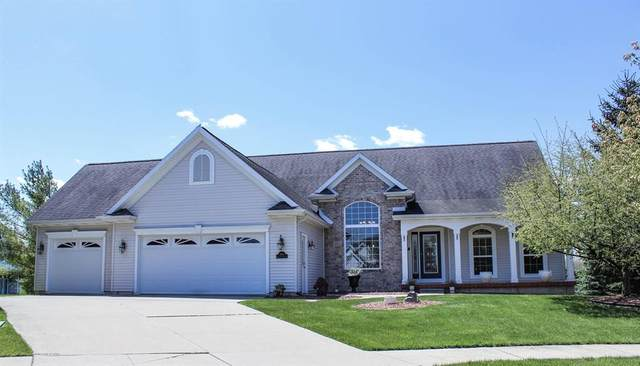 1086 Williamsburg Court, Williamston, MI 48895 (MLS #630000245916) :: The Toth Team