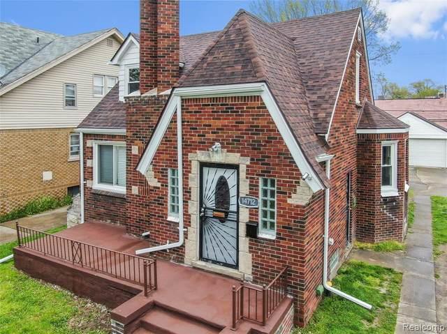 14712 Winthrop Street, Detroit, MI 48227 (#2200032793) :: BestMichiganHouses.com