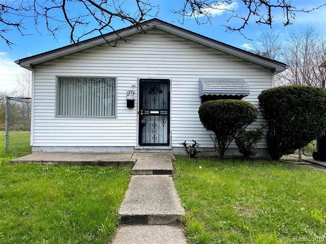 3779 Richton Street, Detroit, MI 48206 (#2200032840) :: Keller Williams West Bloomfield