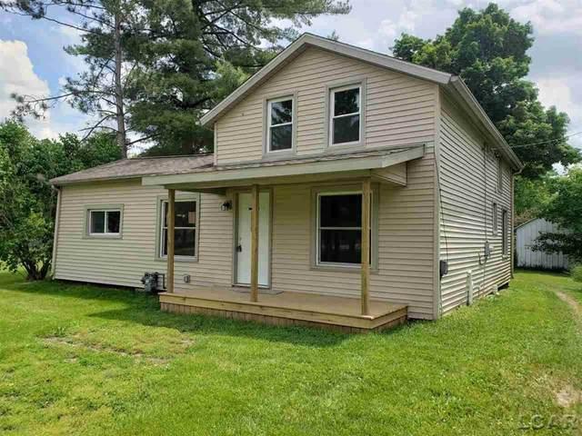 211 E Main, Hudson, MI 49247 (#56050011278) :: The Alex Nugent Team   Real Estate One