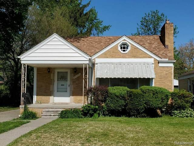24050 Dante Street, Oak Park, MI 48237 (#2200033248) :: RE/MAX Nexus