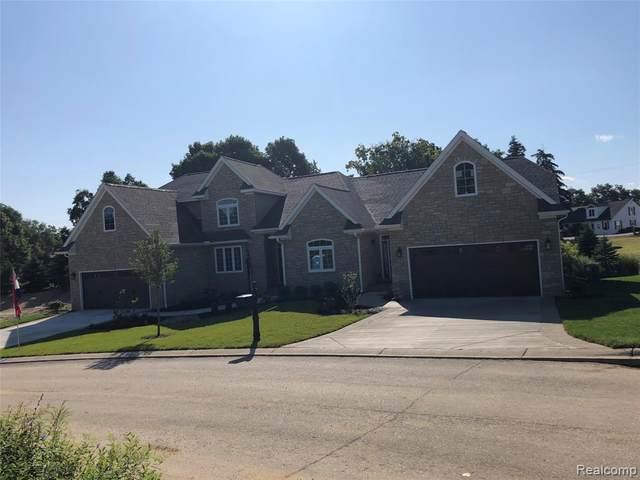 64 Fox Hollow Dr., Metamora Vlg, MI 48455 (#2200033297) :: Duneske Real Estate Advisors