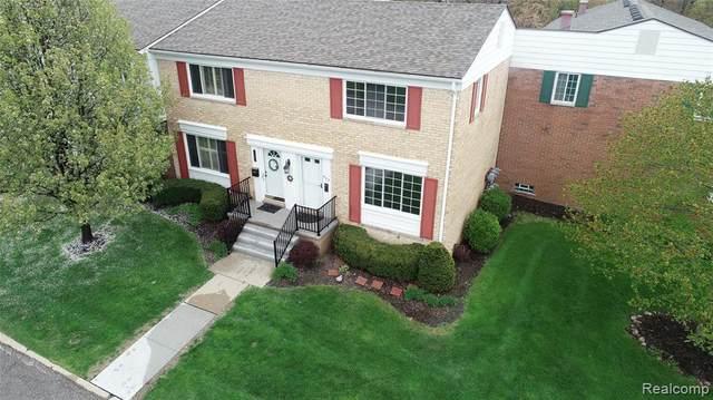 406 Baldwin Avenue, Rochester, MI 48307 (#2200033437) :: RE/MAX Nexus