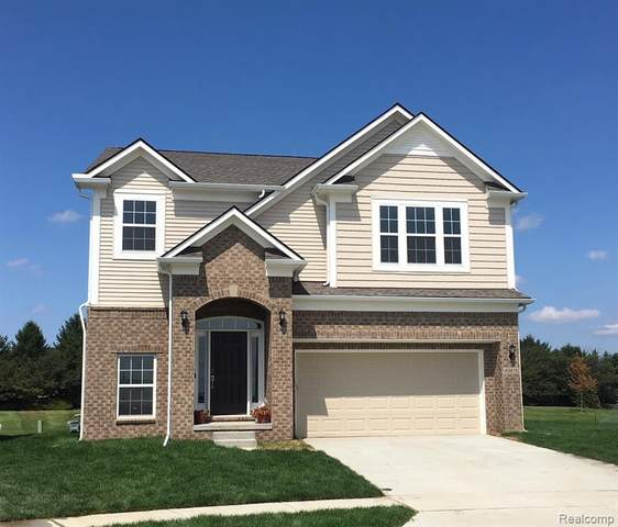 49450 Seagrass Drive, Canton Twp, MI 48187 (MLS #2200033773) :: The Toth Team