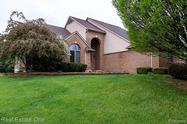 1301 Valleyview Drive, Orion Twp, MI 48348 (#2200034091) :: The Mulvihill Group