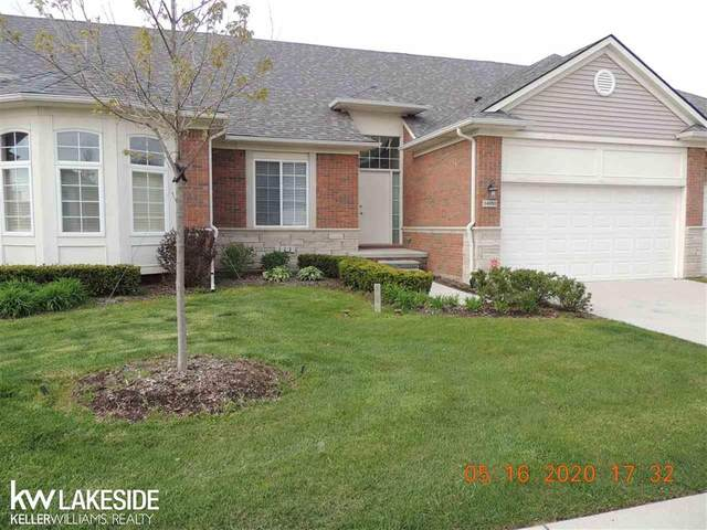 14955 Village Park Circle, Shelby Twp, MI 48315 (#58050011619) :: Novak & Associates