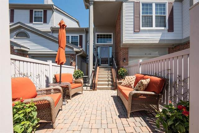 49908 Pointe Crossing, Plymouth Twp, MI 48170 (#543273161) :: The Mulvihill Group