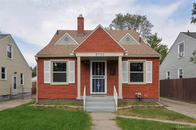 8730 Saratoga Street, Oak Park, MI 48237 (#2200034275) :: RE/MAX Nexus