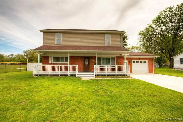 12880 Horan Street, CARLETON VLG, MI 48117 (MLS #2200034587) :: The Toth Team