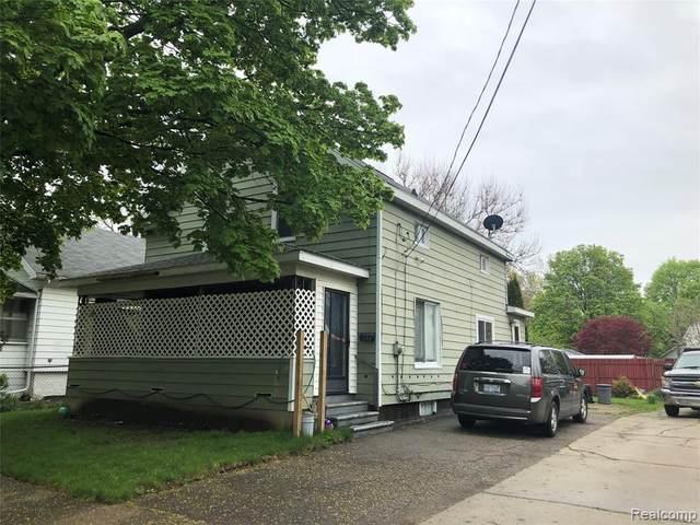 1364 Washington Avenue, Flint, MI 48503 (#2200034651) :: The Mulvihill Group