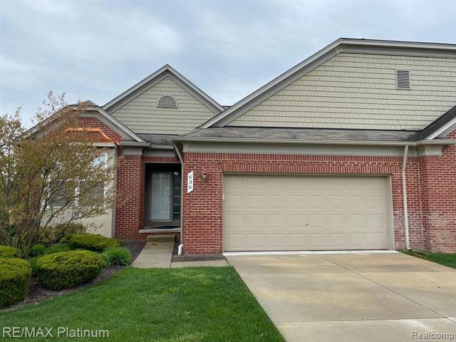 636 Zion Court, Oceola Twp, MI 48843 (MLS #2200034732) :: The John Wentworth Group