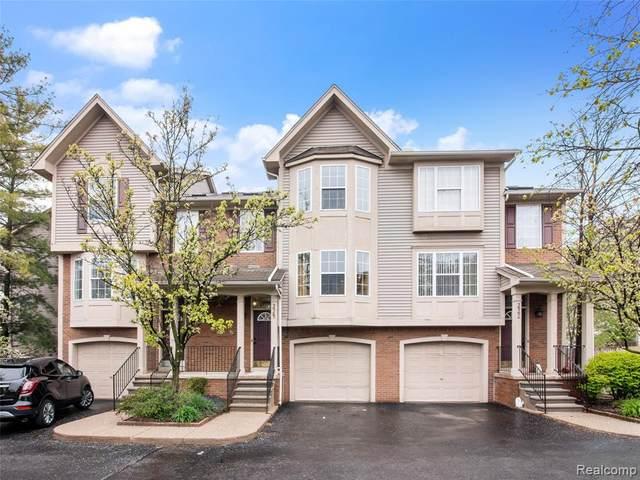 224 Willis Avenue, Royal Oak, MI 48067 (MLS #2200034785) :: The John Wentworth Group
