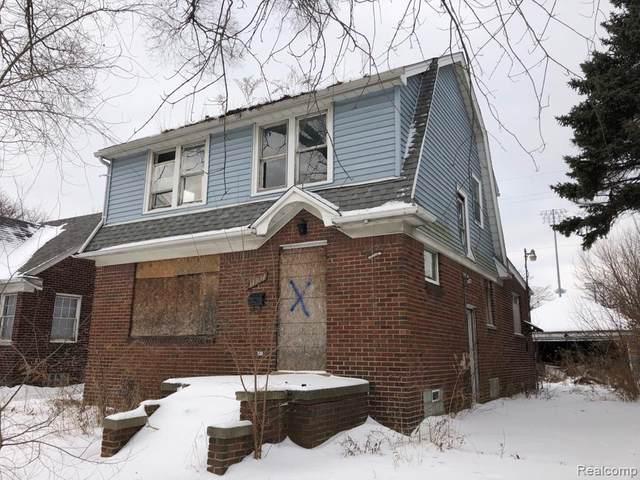 11931 Laing Street, Detroit, MI 48224 (#2200034826) :: BestMichiganHouses.com