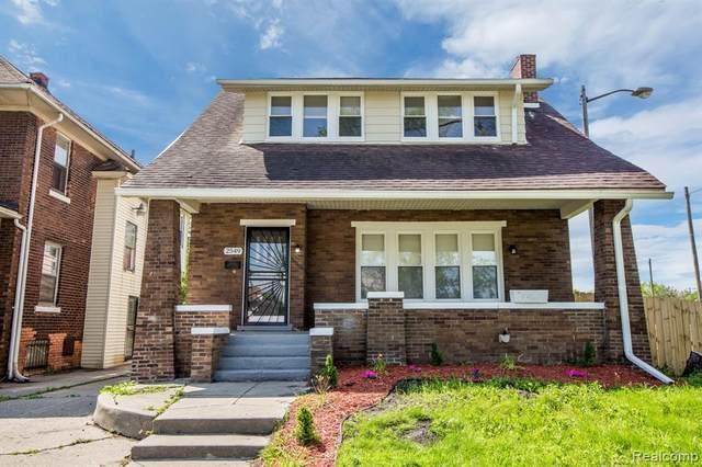 2549 Virginia Park Street, Detroit, MI 48206 (#2200035001) :: GK Real Estate Team