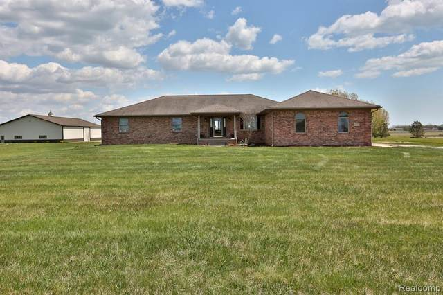 10324 Haggerman Road, Berlin Twp, MI 48179 (MLS #2200035193) :: The Toth Team