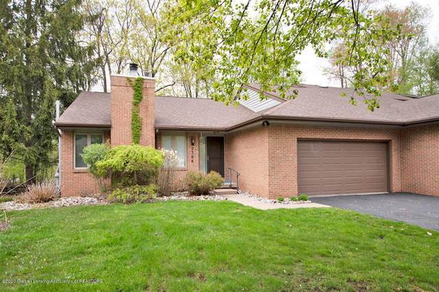 2366 Emerald Forest Circle, Meridian Charter Twp, MI 48823 (MLS #630000246145) :: The John Wentworth Group