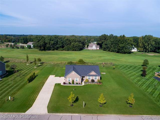 3593 Outback Trl, Putnam Twp, MI 48169 (#2200035243) :: The Mulvihill Group