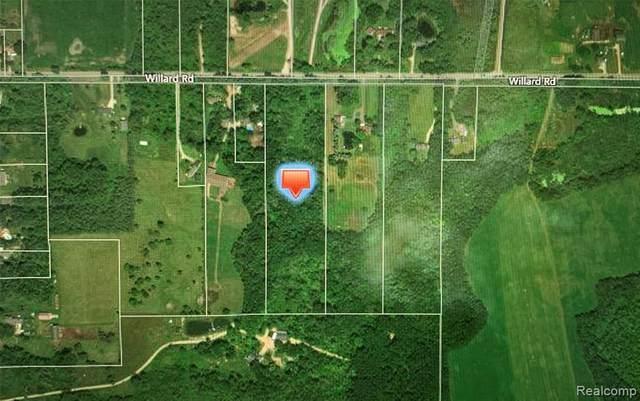 8706 Willard Road, Forest Twp, MI 48746 (#2200035282) :: Novak & Associates