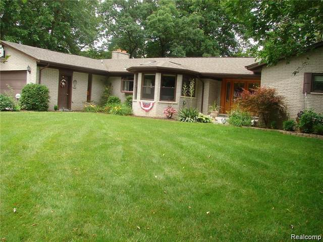8371 S Huron River, Ypsilanti Twp, MI 48197 (MLS #2200035290) :: The Toth Team
