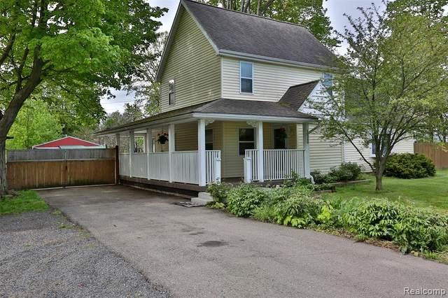 10260 Martz Road, Ypsilanti Twp, MI 48197 (#2200035417) :: BestMichiganHouses.com