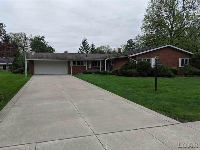 206 Orchard Rd, Adrian, MI 49221 (MLS #56050011968) :: The John Wentworth Group
