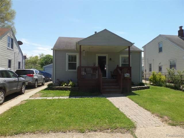 518 Dell Avenue, Flint, MI 48507 (#2200035542) :: The Mulvihill Group