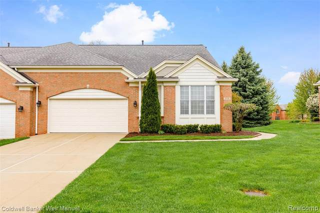 1510 Millecoquins Court, Rochester, MI 48307 (MLS #2200035595) :: The Toth Team