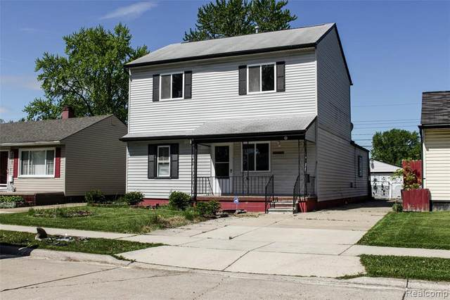 30193 Palmer Boulevard, Madison Heights, MI 48071 (#2200035597) :: RE/MAX Nexus
