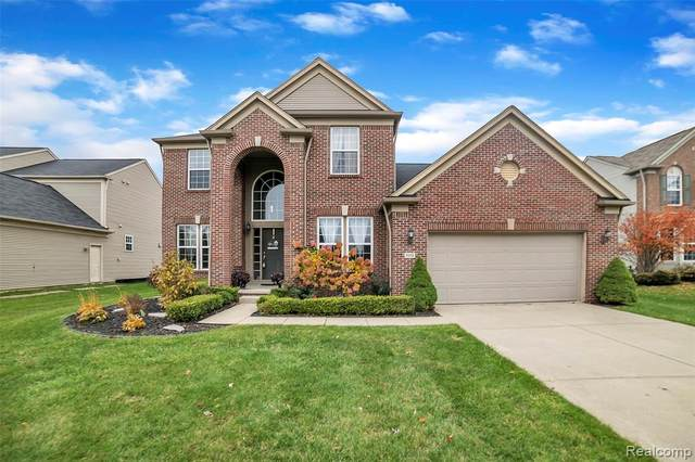 1513 Callaway Court, Oceola Twp, MI 48843 (MLS #2200035641) :: The John Wentworth Group