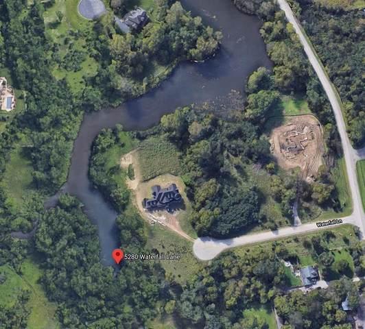 5280 Waterfall Lane, Superior Twp, MI 48105 (#543273256) :: The Mulvihill Group