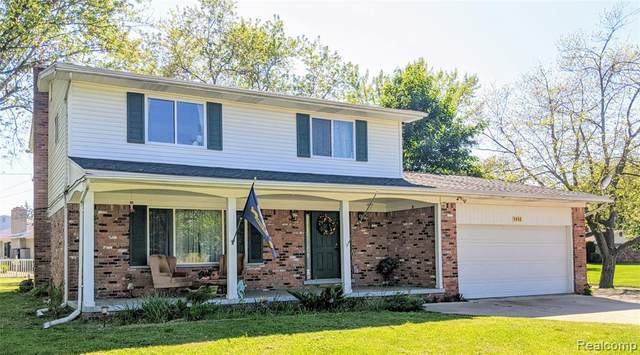 5462 Boland Drive, Grand Blanc Twp, MI 48439 (MLS #2200035664) :: The Toth Team
