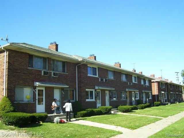 18949 Hoover Street, Detroit, MI 48205 (MLS #2200035849) :: The John Wentworth Group
