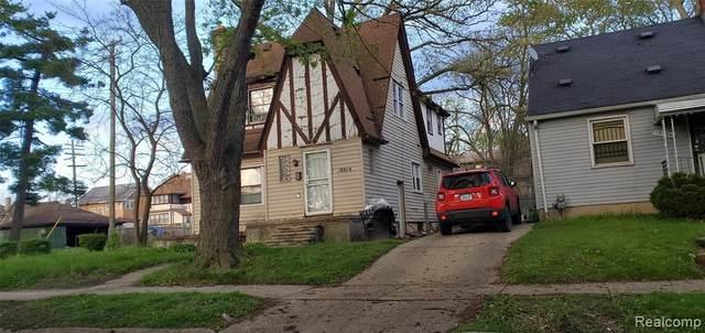 16614 Westbrook Street, Detroit, MI 48219 (#2200035889) :: BestMichiganHouses.com