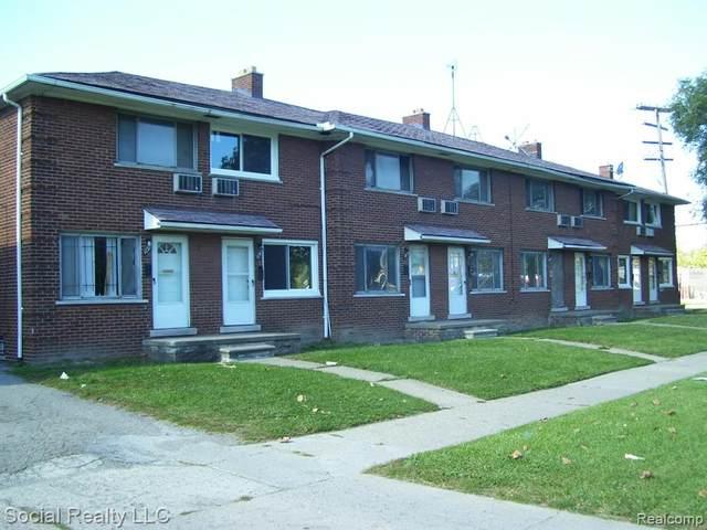 18971 Hoover Street, Detroit, MI 48205 (MLS #2200035962) :: The John Wentworth Group