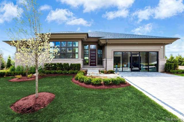 3901 Legacy Hills Drive, Bloomfield Twp, MI 48304 (#2200036095) :: The Mulvihill Group