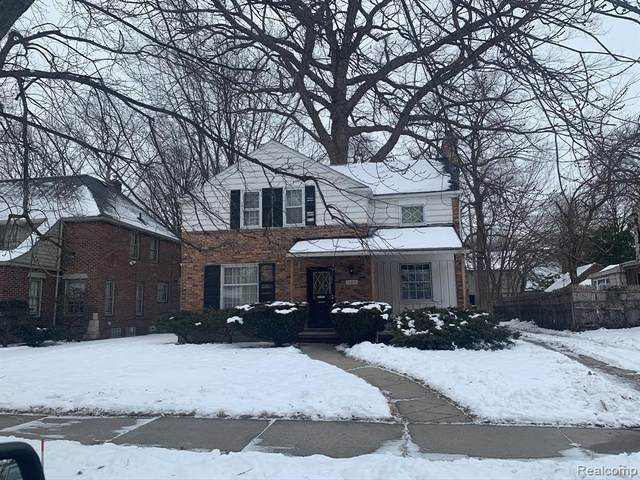 14514 Piedmont Street, Detroit, MI 48223 (#2200036105) :: BestMichiganHouses.com