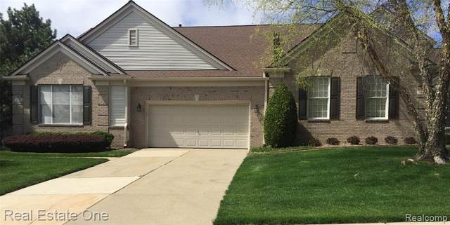 1931 Dunham Dr Drive #91, Rochester, MI 48306 (#2200036136) :: The Mulvihill Group