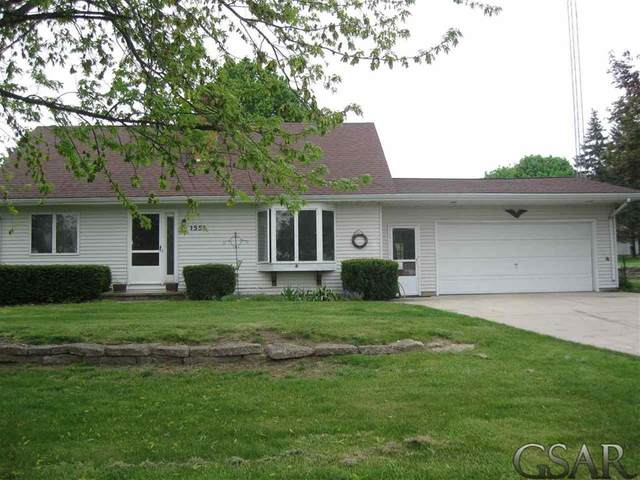 1551 S Morrice, Owosso Twp, MI 48867 (MLS #60050012214) :: The Toth Team