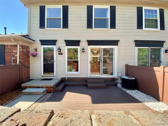 41144 Northwind Dr. Northwind Drive, Canton Twp, MI 48188 (#2200036212) :: BestMichiganHouses.com