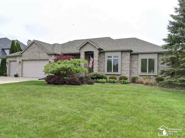 304 Golfview, Frenchtown Twp, MI 48162 (#57050012236) :: The Mulvihill Group