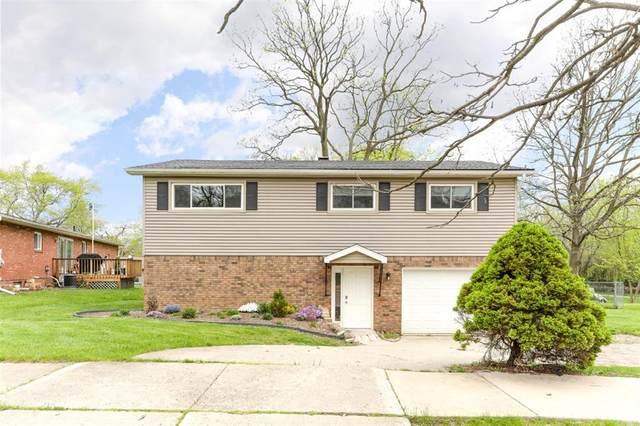 2260 Garden Homes Drive, Ann Arbor, MI 48103 (#543273360) :: BestMichiganHouses.com