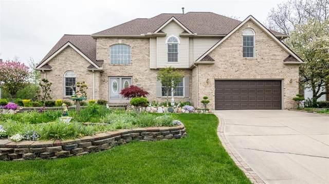 3696 Knollwood Circle, Pittsfield Twp, MI 48108 (#543273363) :: BestMichiganHouses.com