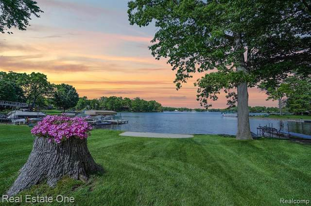 7262 Hatchery Road, Waterford Twp, MI 48327 (MLS #2200036301) :: The Toth Team