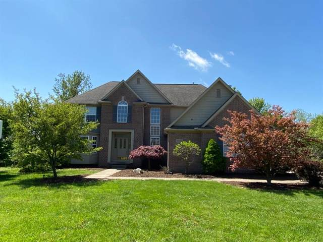 4485 Lake Forest Dr E, Pittsfield Twp, MI 48108 (#543273369) :: BestMichiganHouses.com