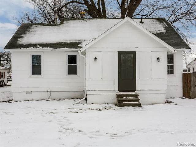 3386 1ST Street, Frenchtown Twp, MI 48162 (#2200036362) :: The Mulvihill Group